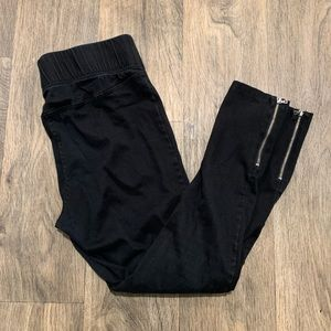 LOFT lounge legging with ankle zip